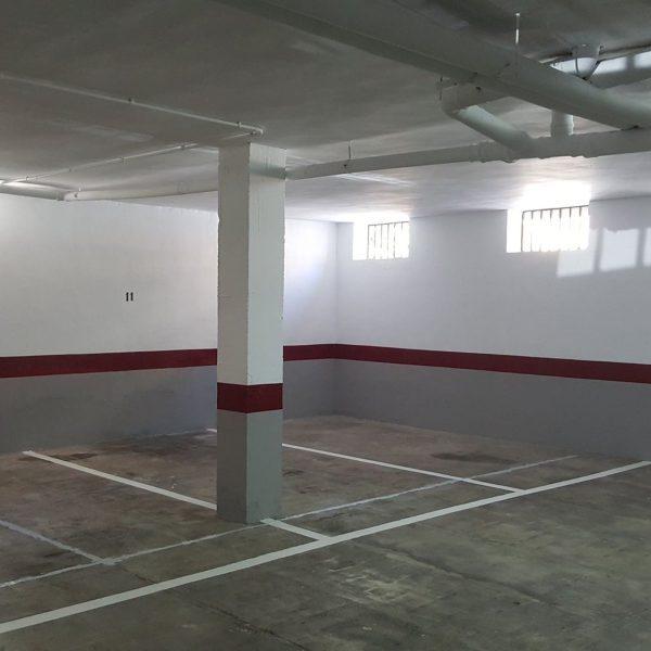 Limpieza y Pintura de Parking